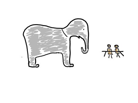 """Är vår livsstil """"Elefanten i rummet"""" i Coronadebatten?"""