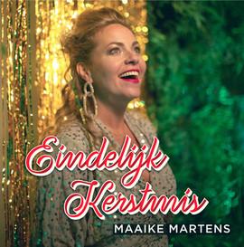 """""""Eindelijk Kerstmis"""" - Maaike Martens"""