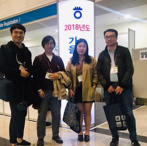 2018 fall KIChE in Daegu(24~26th, Oct.)