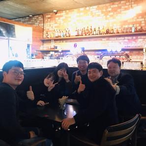 2018 Group Dinner