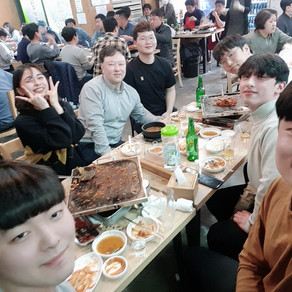 2020 Spring Group Dinner