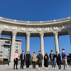 2020 Winter group photo