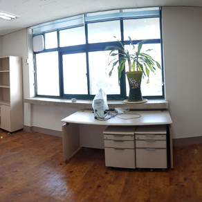 2021 Lab and Office move