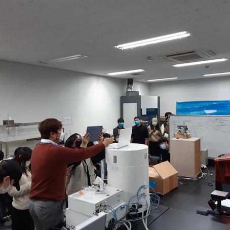 2021 Bio-3D Printer Training