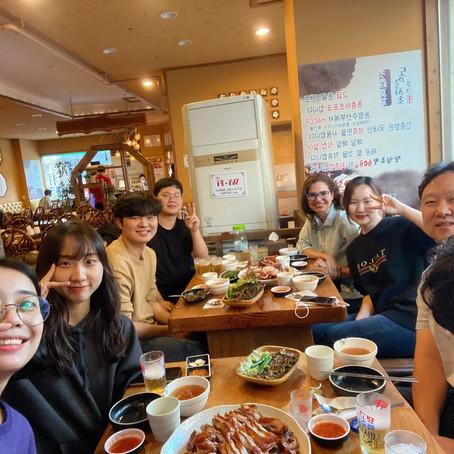 2020 Fall Group Dinner