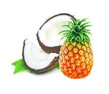 Pineapple Coconut Milk