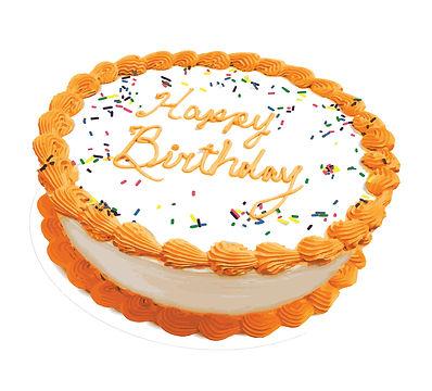 goji's birthday cake