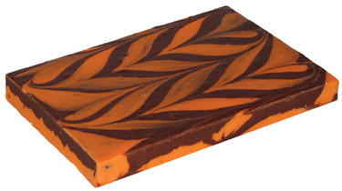 Orange Chocolate Swirl