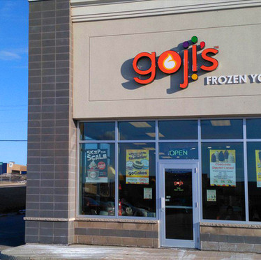 The self-serve frozen yogurt boom has hit Charlottetown