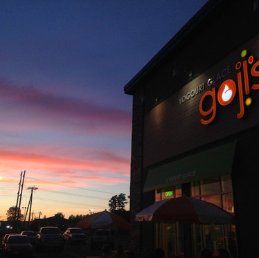 goji's a sweet and swirling success story