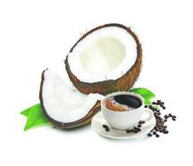 Coffee Coconut Milk