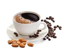 Coffee Almond Milk