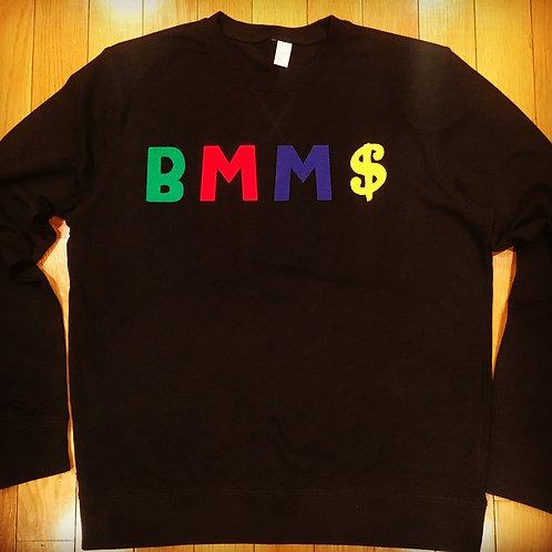 BMM$ CREWNECK