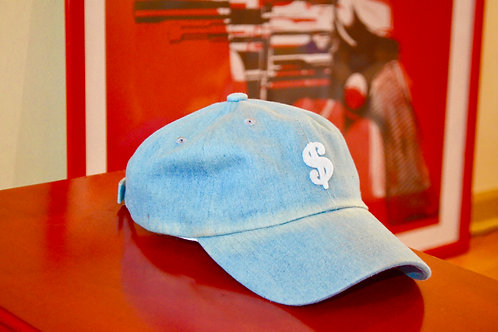 BMM LTYE DENIM DAD HAT