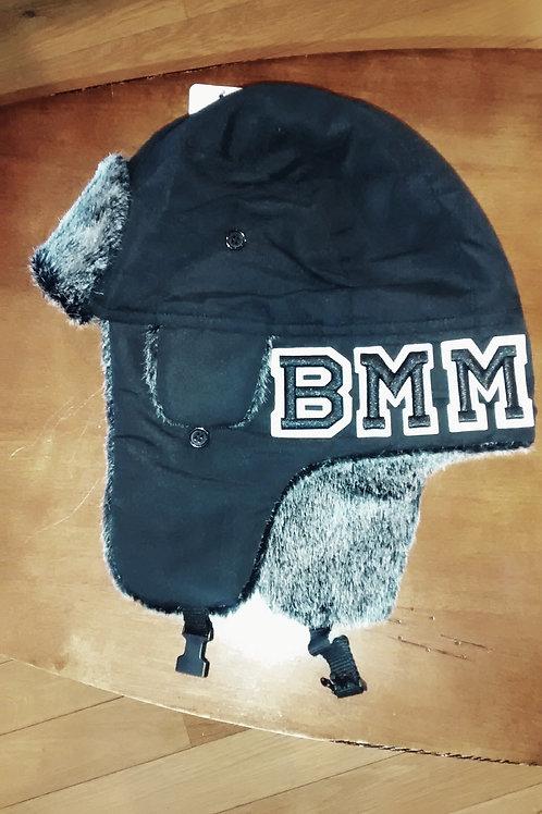 BMM BLK/BLK TROOPER BOMBER