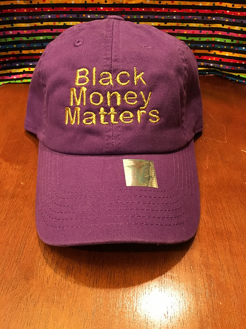 BMM PURP DAD HAT