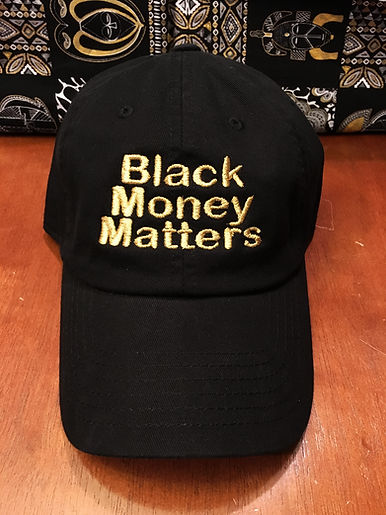 A dad hat inspired by the Black Live Matter movement focused on the economic empowerment of Black people.Black clothing company african american clothing
