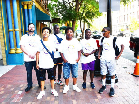 Men of Quality Summer Program Field Trip