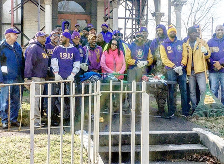 Russell Neighborhood Clean Up and Reclamation