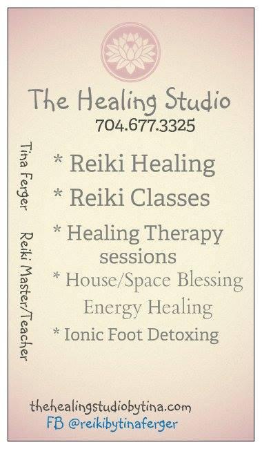 Reiki Therapist | United States | The Healing Studio