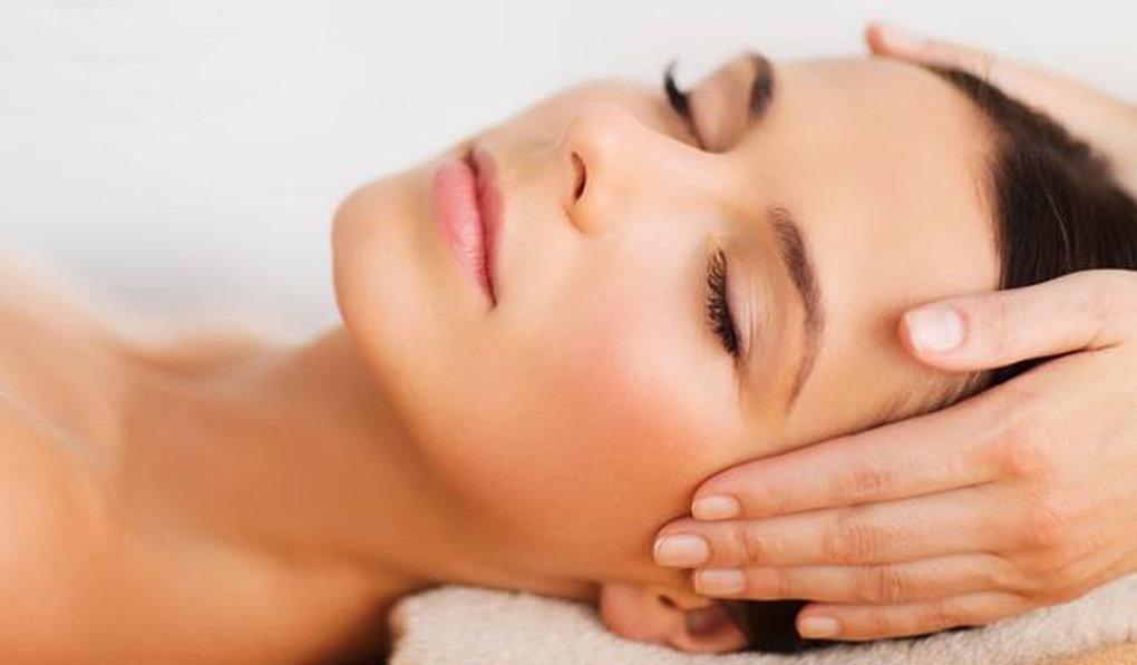 Mind/Face Healing Relaxer