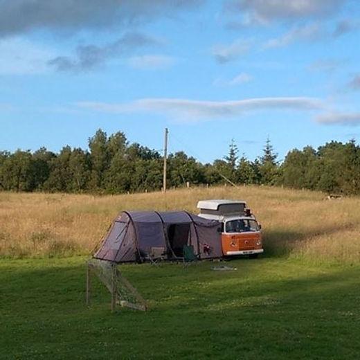 Orkney campervan hire