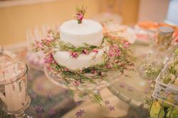 Custom Bridal Shower Cake