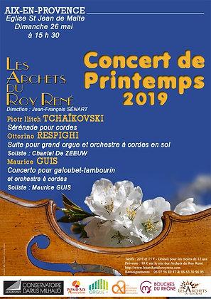 Dimanche 26 mai 2019, Aix-en-Provence