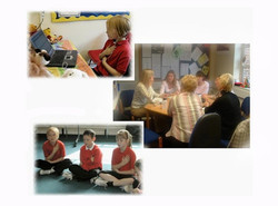2003-05 In schools, Southampton UK