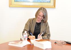 2008 Book signing, San Francisco