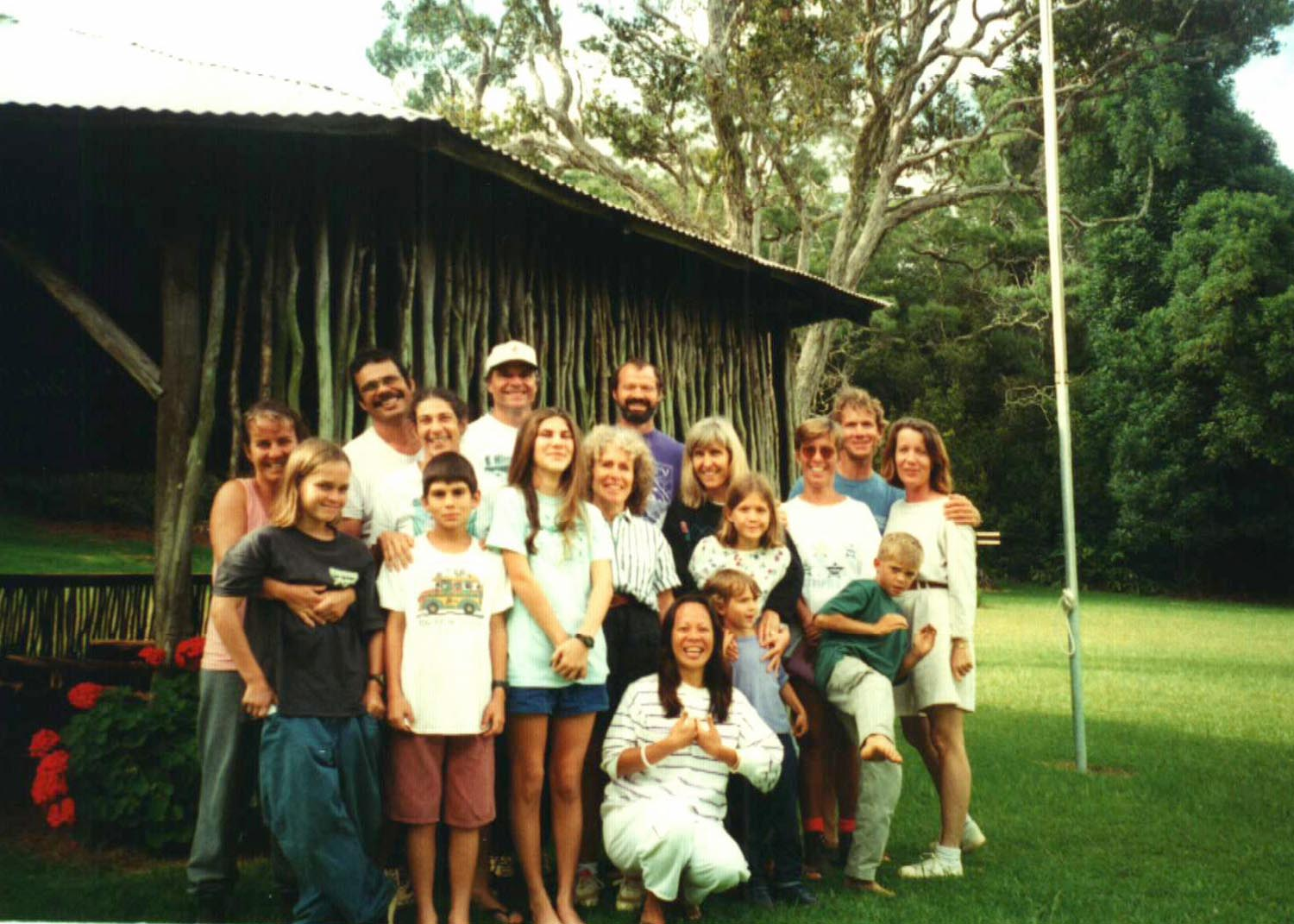 1996 Family Retreat Hawaii