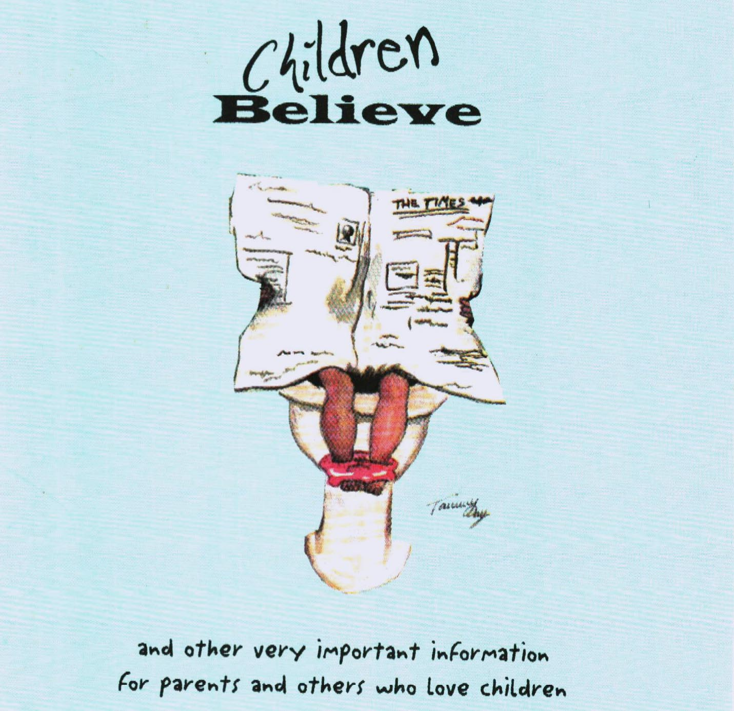 1996 Bookalog Children Believe