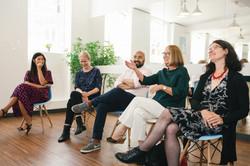 2019 'Working Parents' Panel, London