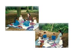 1989-92 Teaching meditation
