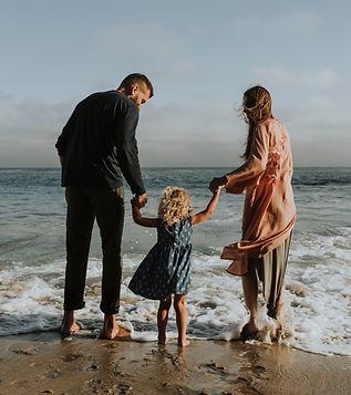 Parenting barefoot-beach-cheerful-157465