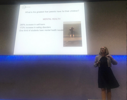 2019 Speaking at CityParents, London