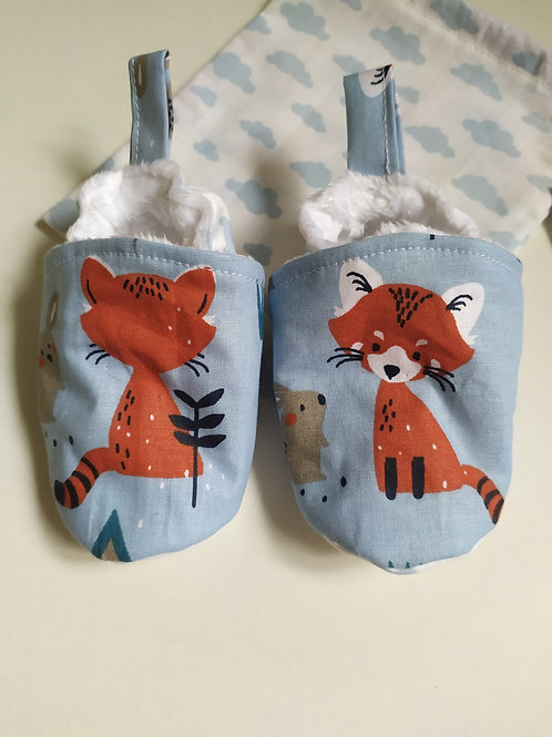 Chaussons naissance/6 mois