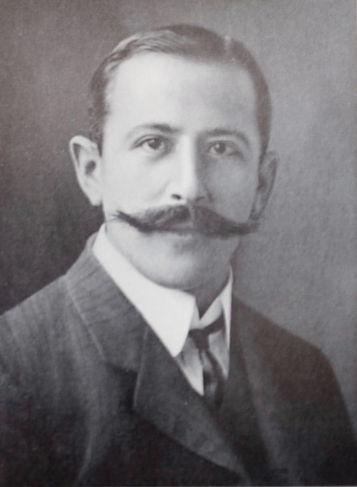 Jakob Kolb the founder of Kolb&Co soap manufacture in Zürich