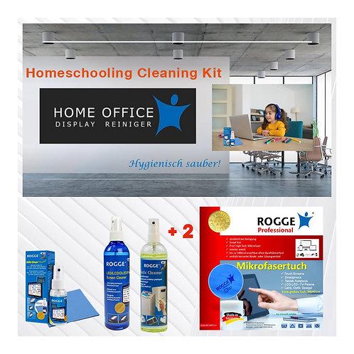 Homeschooling Cleaning Kit - Reinigungsset für Homeschooling