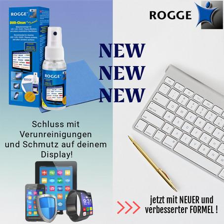 ROGGE DUO-Clean Travel, jetzt mit NEUER und verbesserter FORMEL !
