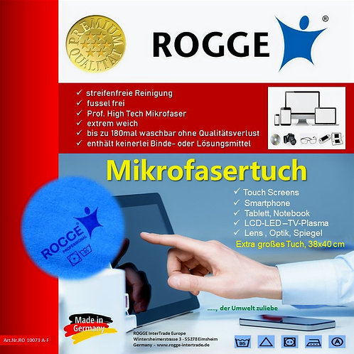 ROGGE Professional Microfasertuch, 38x40cm