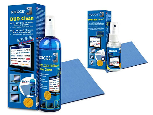 ROGGE DUO-Clean + DUO-Clean Travel