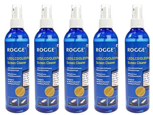 ROGGE 5er Pack LCD-TFT-LED-OLED Screen Cleaner