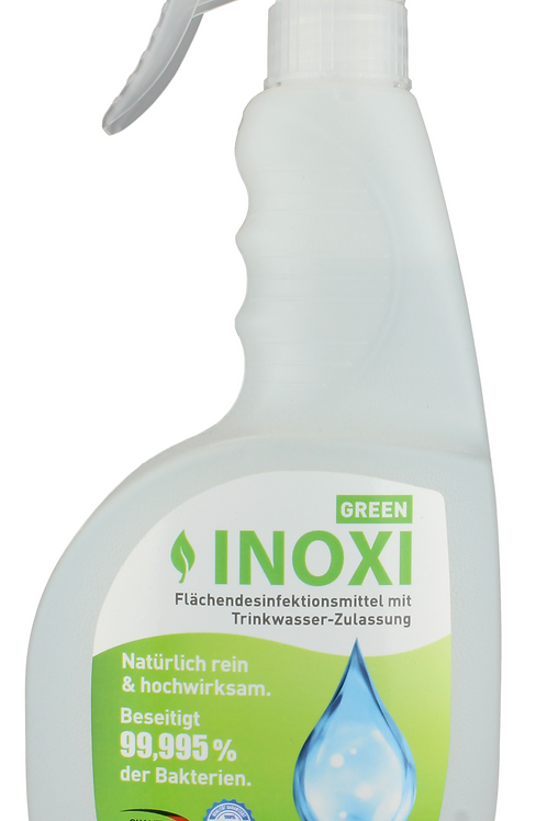 INOXI GREEN DESINFEKTION Sprühdesinfektion