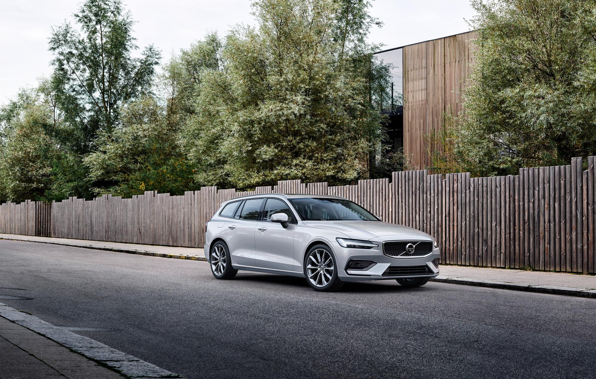 Probefahrt Volvo V60 D4 FWD