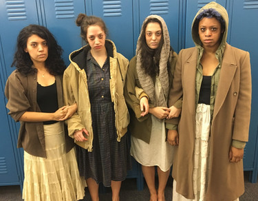 Funeral Song- Columbia MFA Devised Production