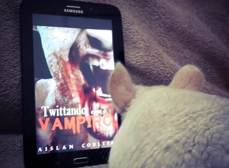 Twittando Com o Vampiro - Aislan Coulter (resenha + entrevista)