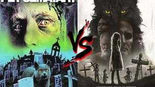 Original vs Remake: Cemitério Maldito