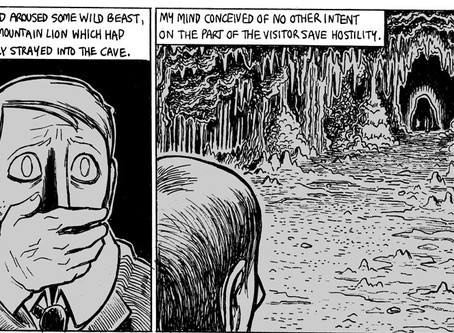 A Besta na Caverna - H.P. Lovecraft (análise)