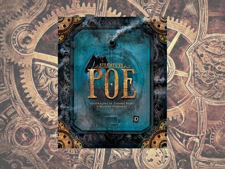 Steampunk: Poe - Edgar Allan Poe (resenha)